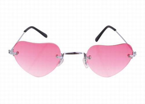Hartje bril zonder monteur