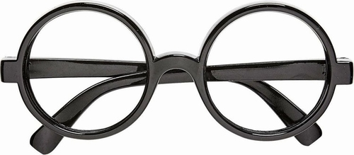 Bril zonder glas