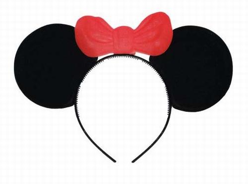 Diadeem Minnie Mouse