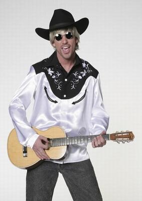 Rhinestone blouse ( cowboy )