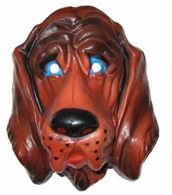 """Masker  """" Hond hang oren """""""