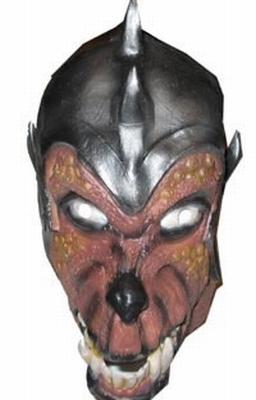 """Masker  """" Griezel met helm """""""