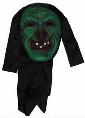 """Masker  """" Griezel  groen """""""
