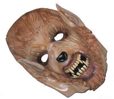 """Masker  """" Weerwolf """""""