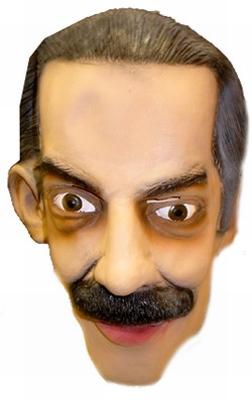 "Masker  "" Man  Adams familie """