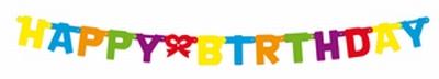 """Letterslinger  """" Happy Brithday """""""