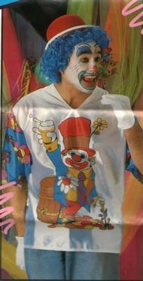Clowns kiel met print
