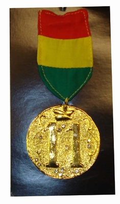 "Medaille  "" 11 """