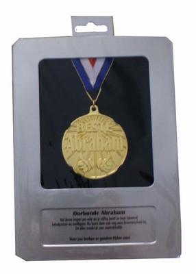"Medaille  "" Beste Abraham """