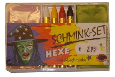 """Schmink set  """" Heks """""""
