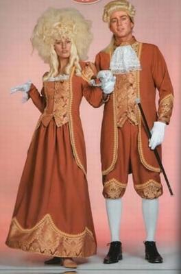 Barok dame