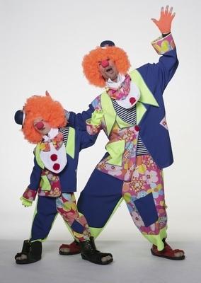 "Clowns jongen  "" Neon """