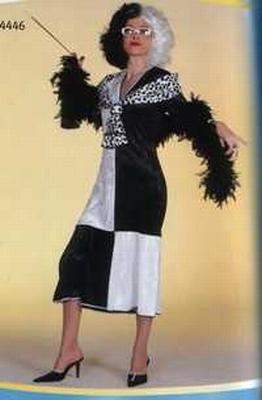 Dalmatiers jurk