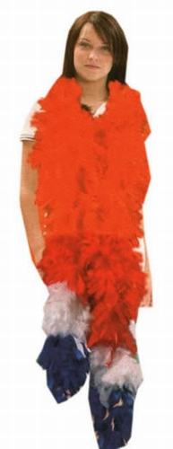 "Boa  "" Oranje / rood / wit / blauw """