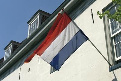 "Gevelvlag  "" Nederland """