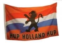 "Gevelvlag  "" Hup holland hup """
