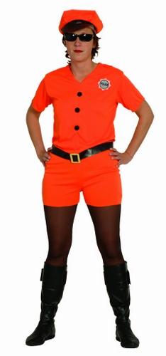 "Politie agente  "" Oranje """
