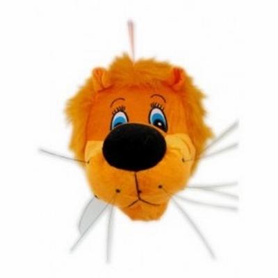 """Knuffel  """" Leeuwen hoofd """""""