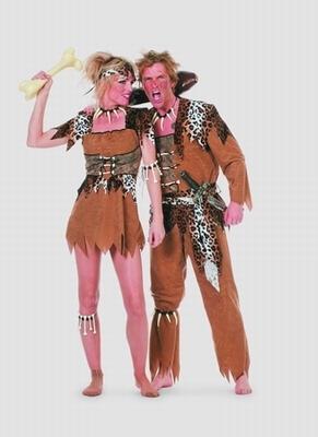 Neanderthaler met botjes