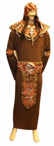 Kostuum horror man