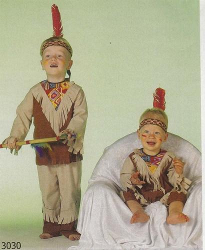 Indianen jongen