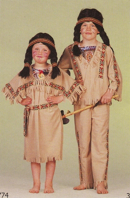 "Indiaanse  "" Sioux """