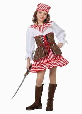 """Piraten jurk  """" Morgan """""""