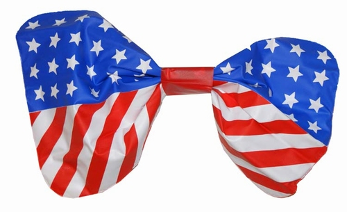 "Jumbo strik  "" Americaanse vlag """