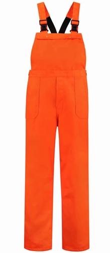 """Tuinbroek  """" Oranje """""""