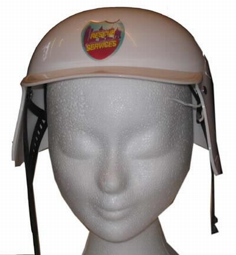 Rescue services helm