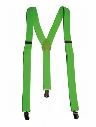 "Bretels  "" Neon groen """
