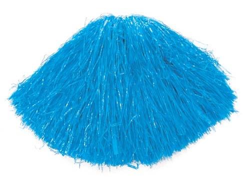"""Cheerleader pompon """" Blauw """""""