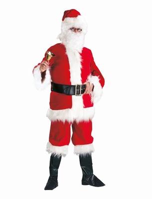 """Kerstman kostuum  """" Licht rood """""""