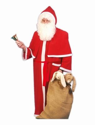 Kerstman mantel