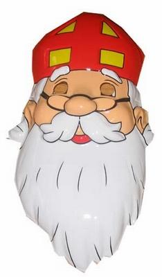 "Masker "" Sinterklaas """