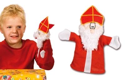 """Handpop  """" Sinterklaas """""""