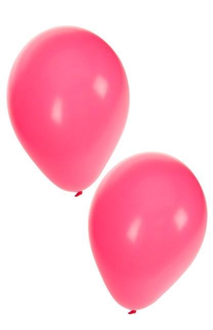 """Ballon  """" Rose """"  per stuk"""