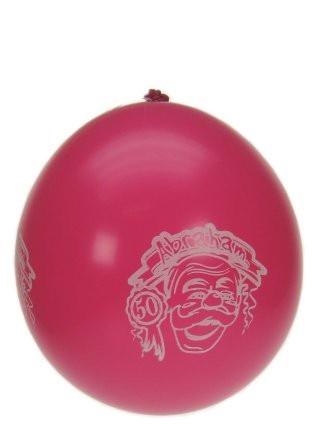 """Ballonnen  """" Abraham """" set van 8 stuks"""