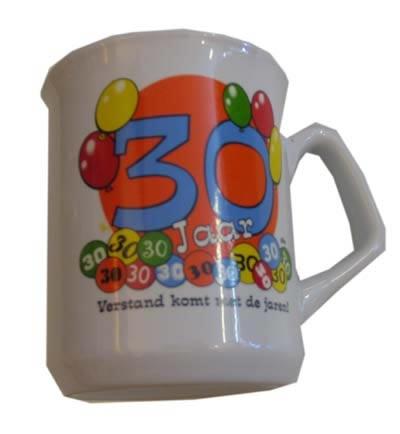Beker 30 jaar