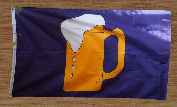 Bierpul gevelvlag