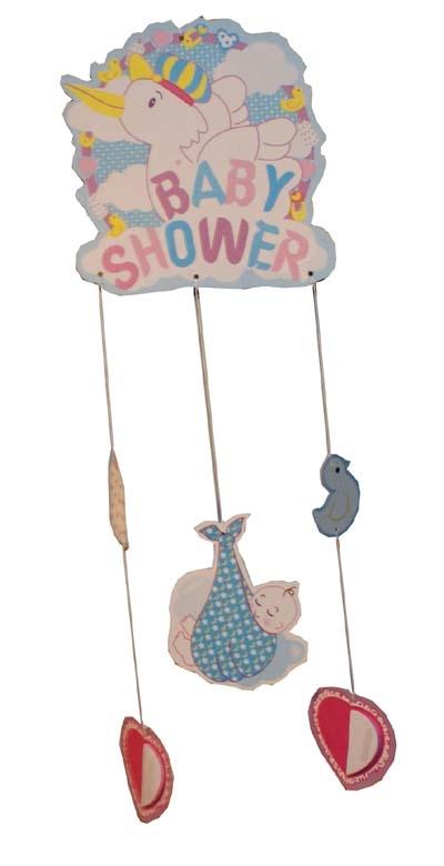 "Decoratie  "" Baby shower """