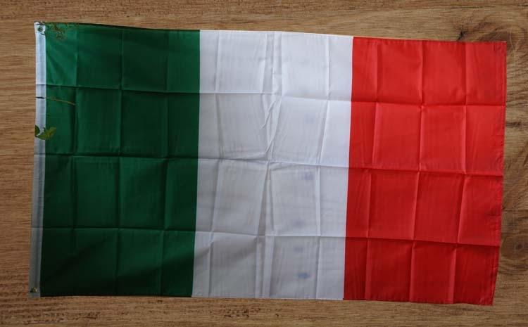 Italiaanse gevelvlag