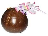 Kokosnoot drinkbeker