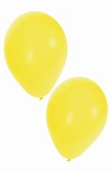 """Ballon  """" Geel """""""