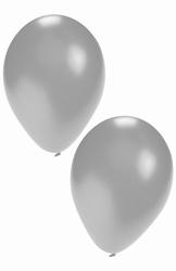 """Ballon  """" Zilver """""""