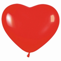 "Hartjes ballonnen  "" Klein """