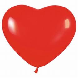 Hartjes ballonnen