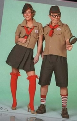 Scout dame