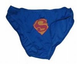 Superman onderbroek