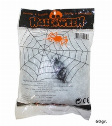 Spinnenweb met 4 spinnen